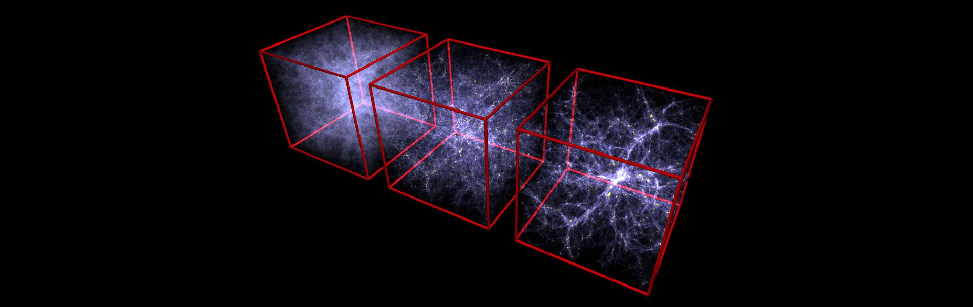 Ratkeaako pimeän aineen mysteeri?