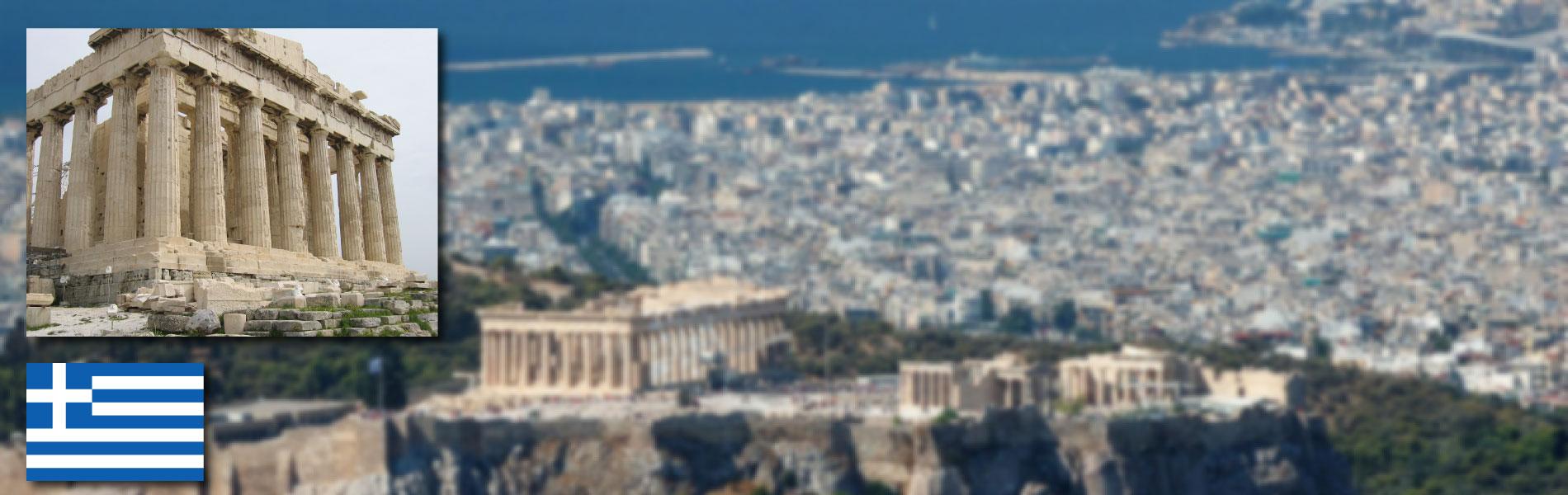 Antikens Grekland – demokratins vagga