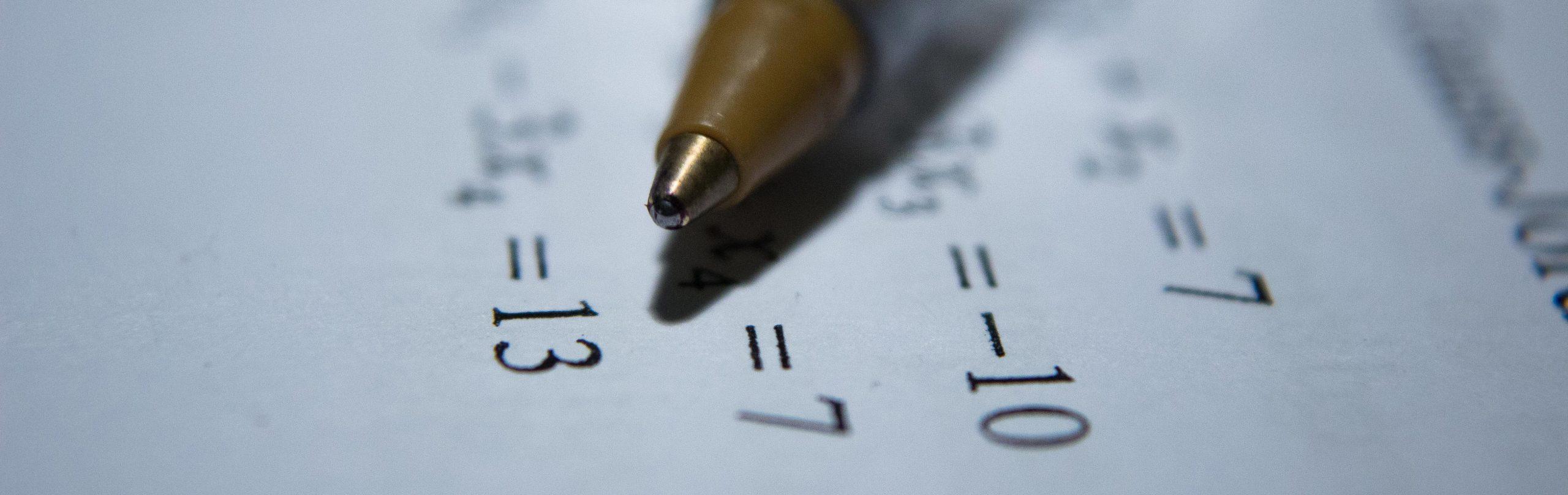 Matematiikkaleiri – aiheena matemaattinen mallinnus