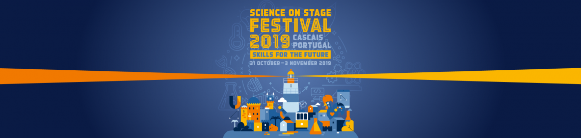 Luonnontieteiden projekteja Science on Stage 2019 – Cascais, Portugal