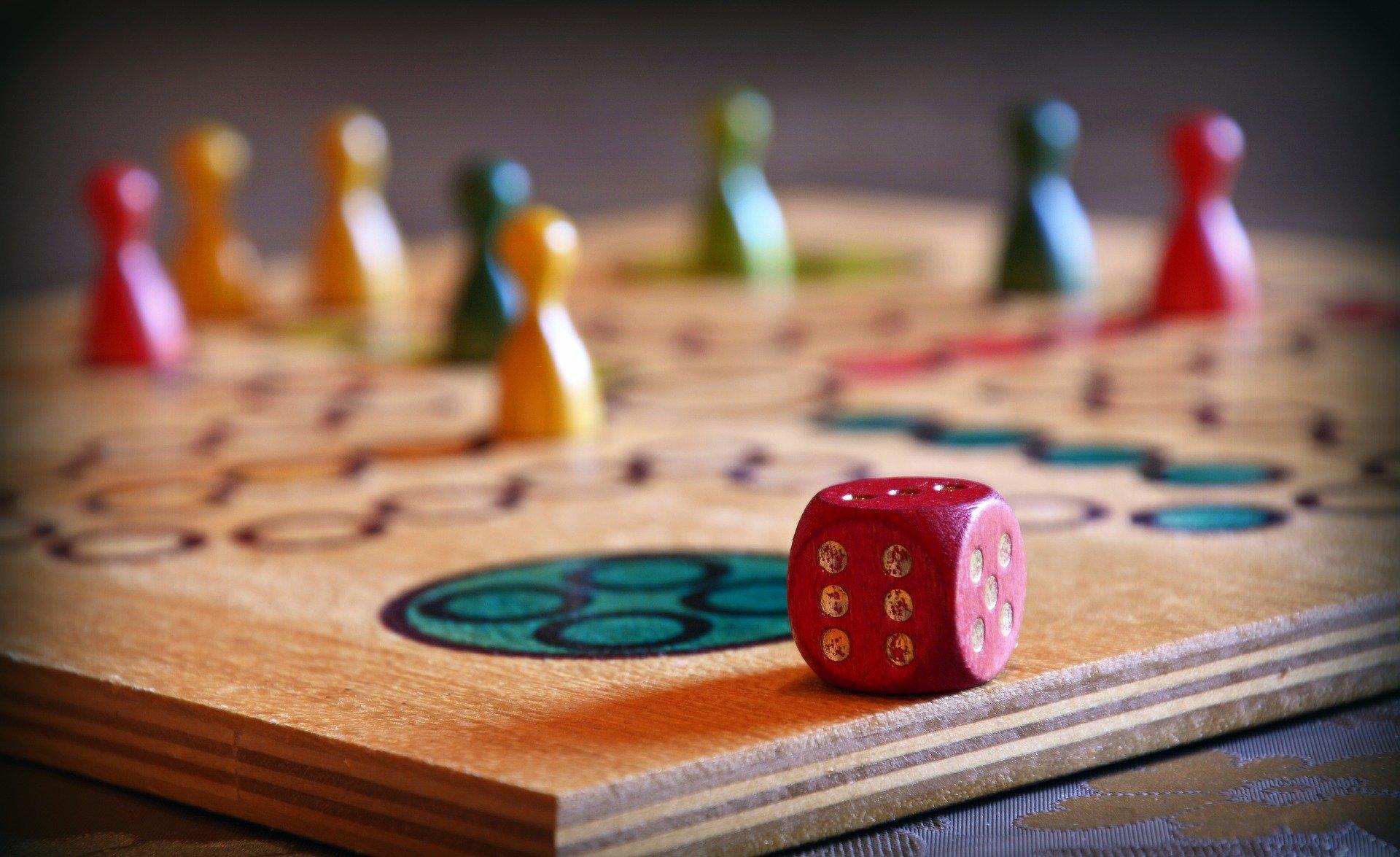 Matemaattisten lautapelien kilpailu